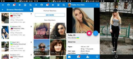 Dating app Android oförglömlig Irländsk åland