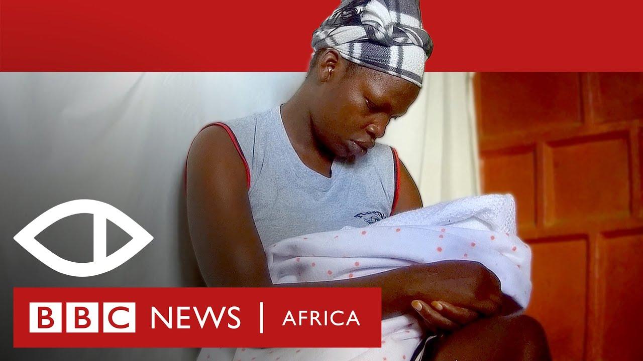 Ungdom katolska ungkarlar afrikanska BBC platsbaserade