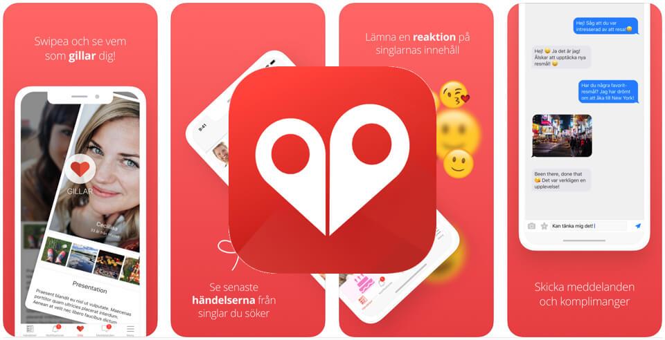 Den bästa flirta app mötesminuterformat