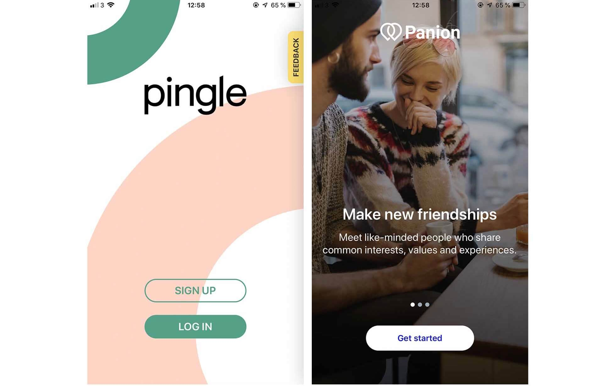 App för att träffa sweet