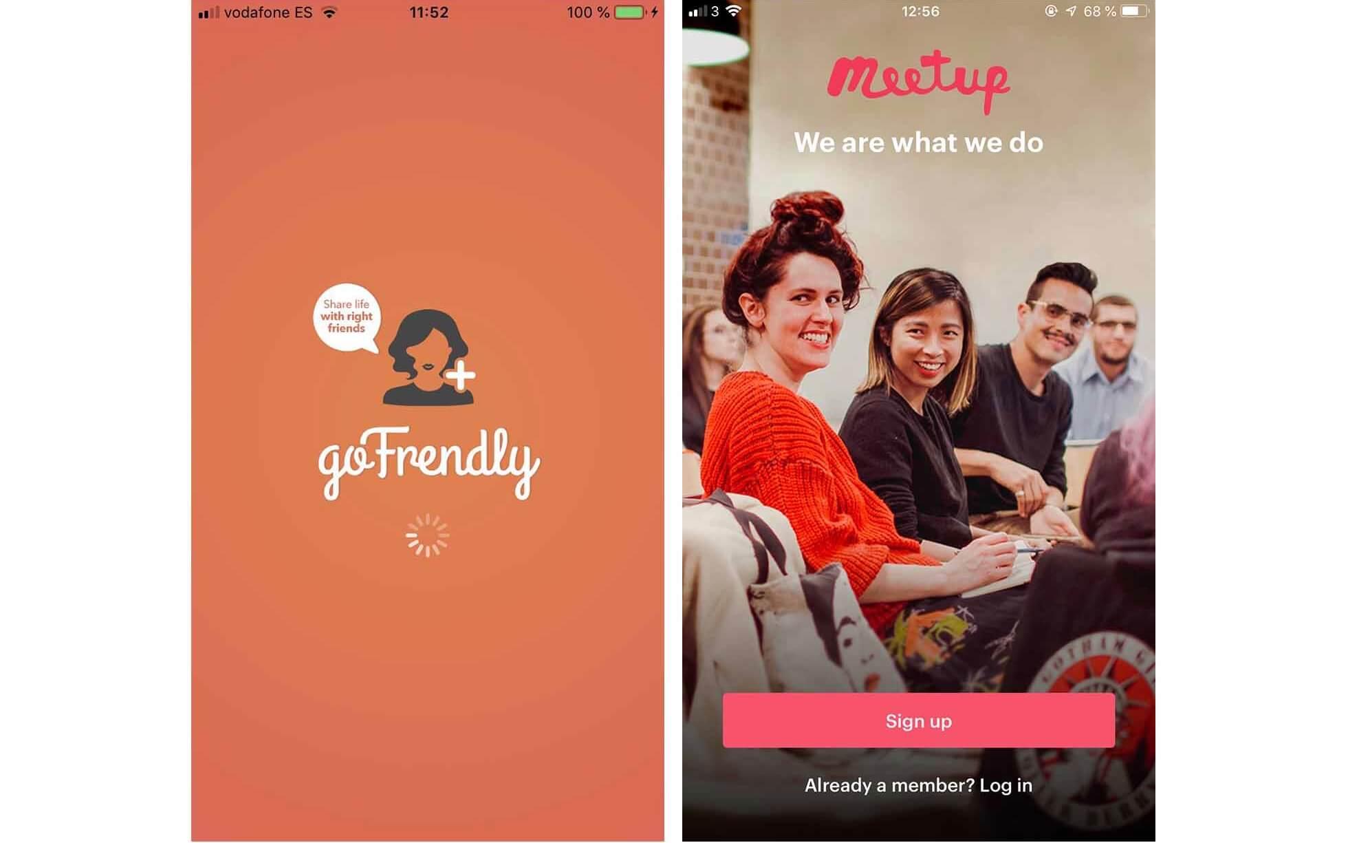 App för att träffa heta möteslärare