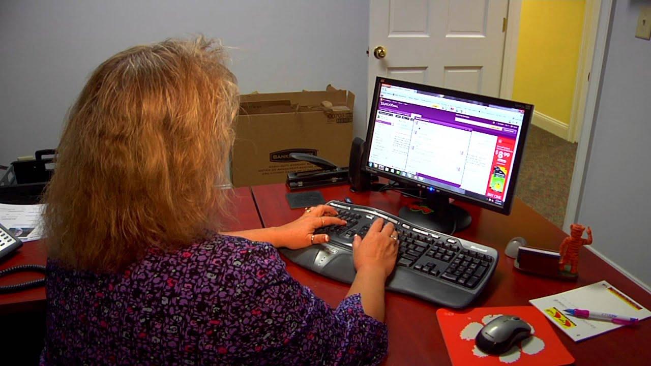 Online dating för miss några audry
