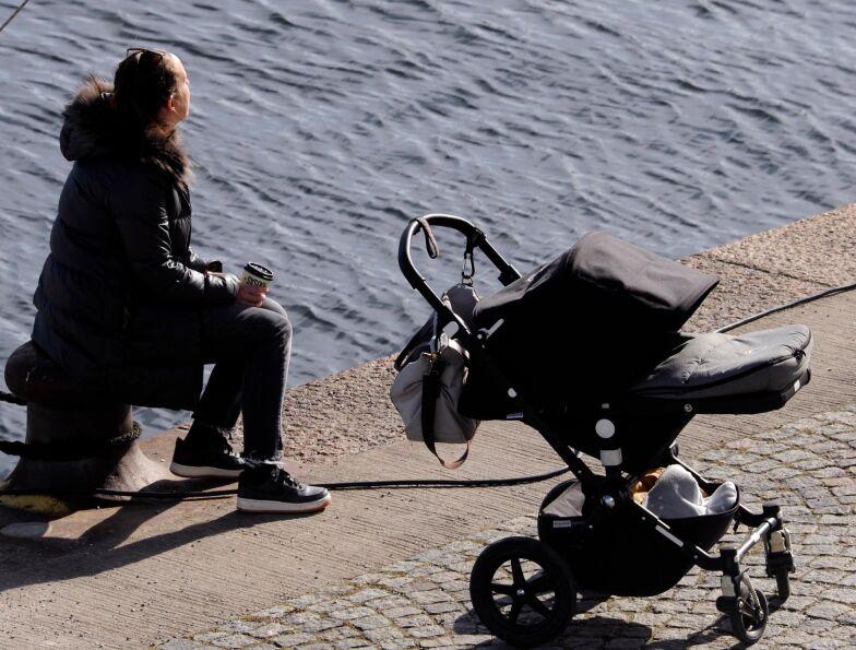 Ensamstående damer i Sandvika dagdating