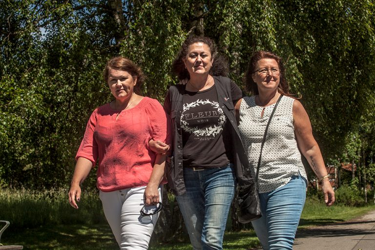 Möt kvinnorna i Washington scottsdale