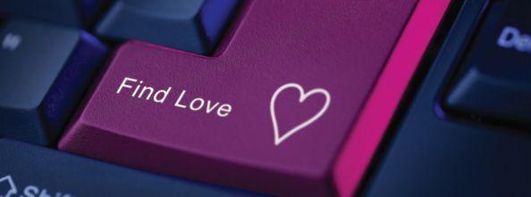 Online dating för bara
