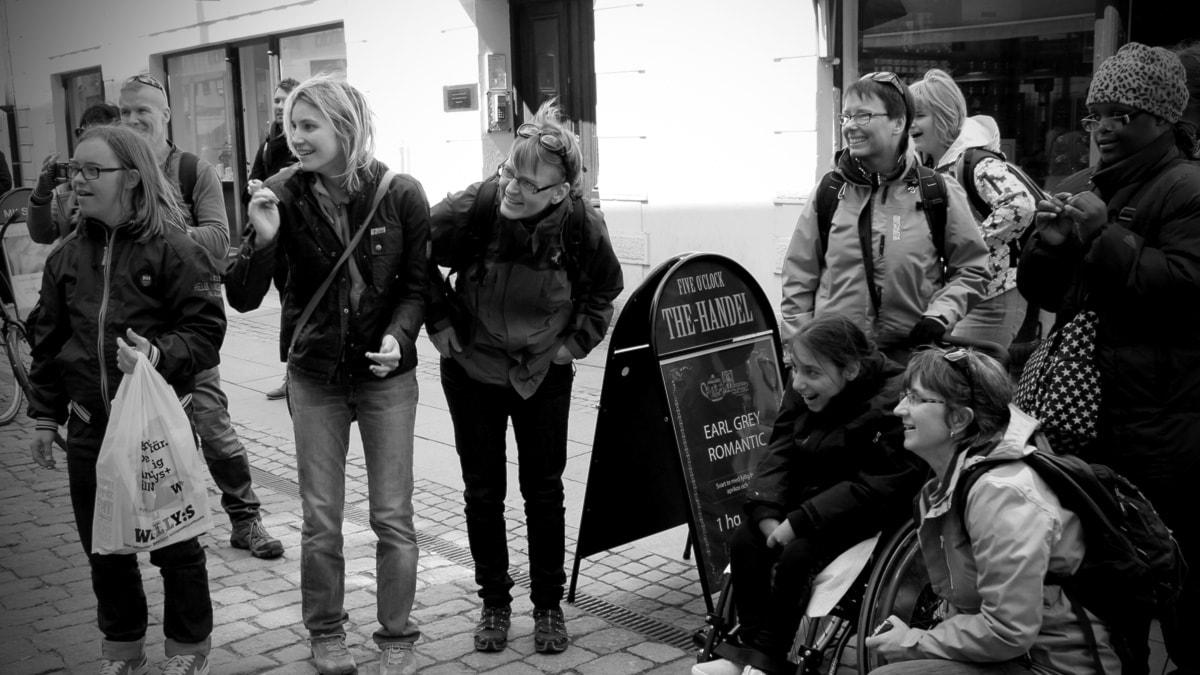 Program för singlar Östersund om företagsinbjudan